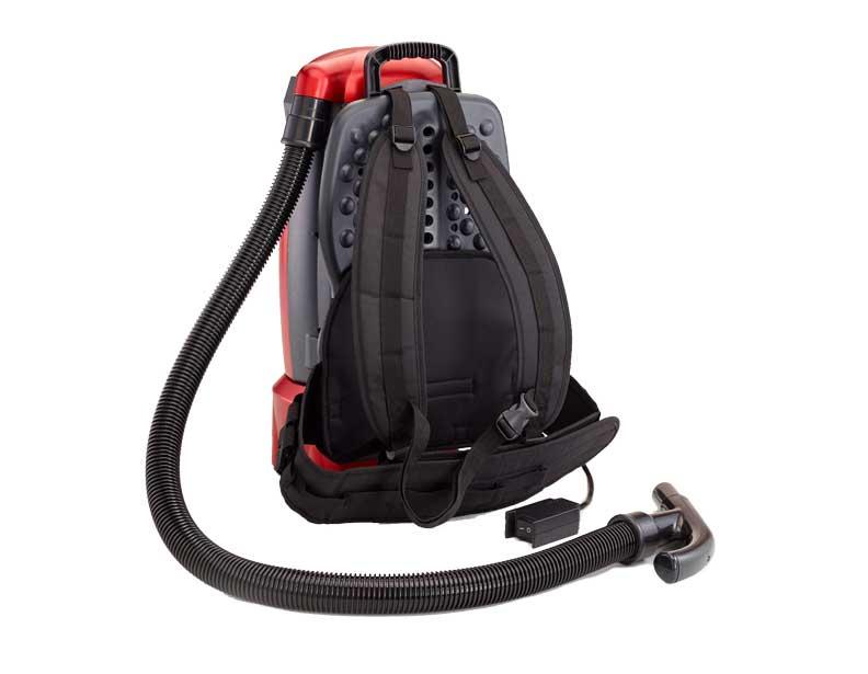 Atrix Battery Operated Backpack Vacuum Evacuumstore Com