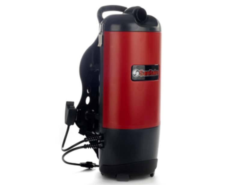 Quiet Vacuum Cleaner sanitaire backpack vacuum cleaner 10-quart sc420a   evacuumstore