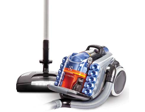 Electrolux Ultracaptic Canister Vacuum El4650a
