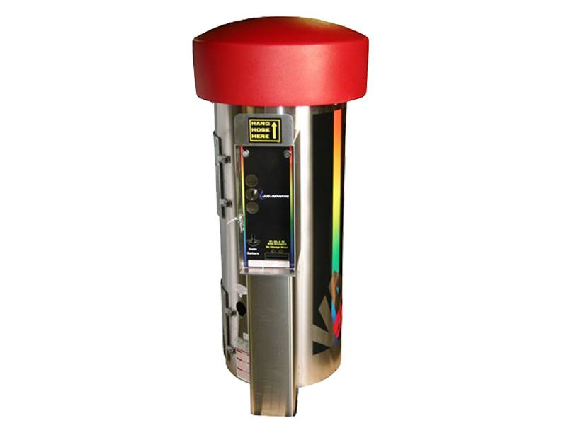 Je Adams 9200 4 Car Wash Vacuum W Digital Display