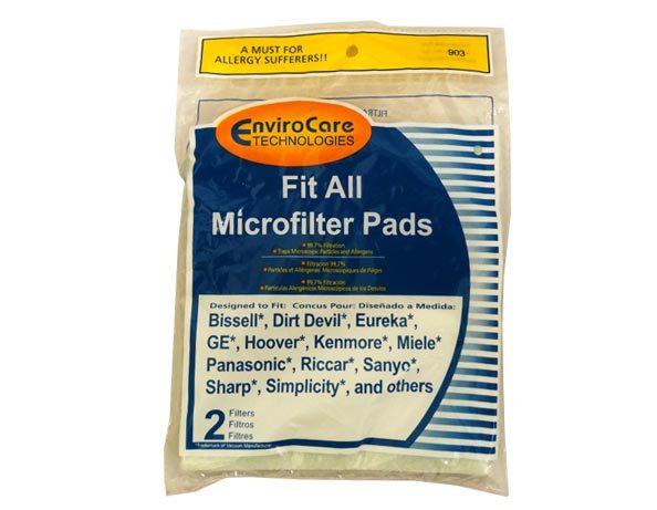 Envirocare Universal Microfilter Evacuumstore Com