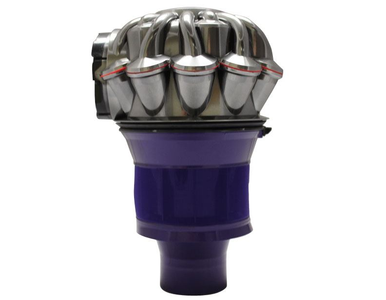 dyson dc59 dc62 nickel purple cyclone. Black Bedroom Furniture Sets. Home Design Ideas