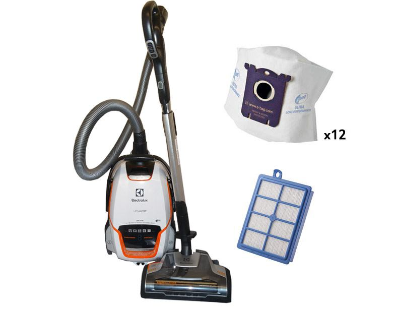 Electrolux UltraOne Deluxe Canister Vacuum EL7085ADX Deluxe Package