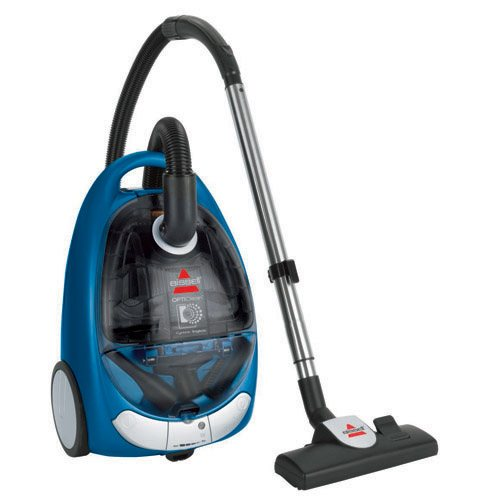 Bissell Opticlean Cyclonic Bagless Canister Vacuum