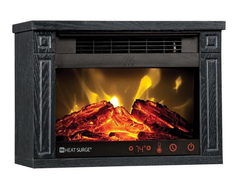 Heatsurge Mini Glo Efficiency Plus Touch Screen And Remote