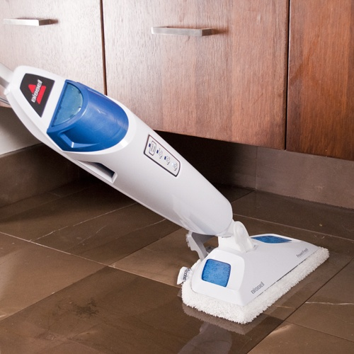 Bissell Powerfresh Steam Mop Hard Floor Cleaner
