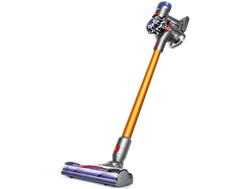 dyson v8 absolute cordless vacuum cleaner. Black Bedroom Furniture Sets. Home Design Ideas