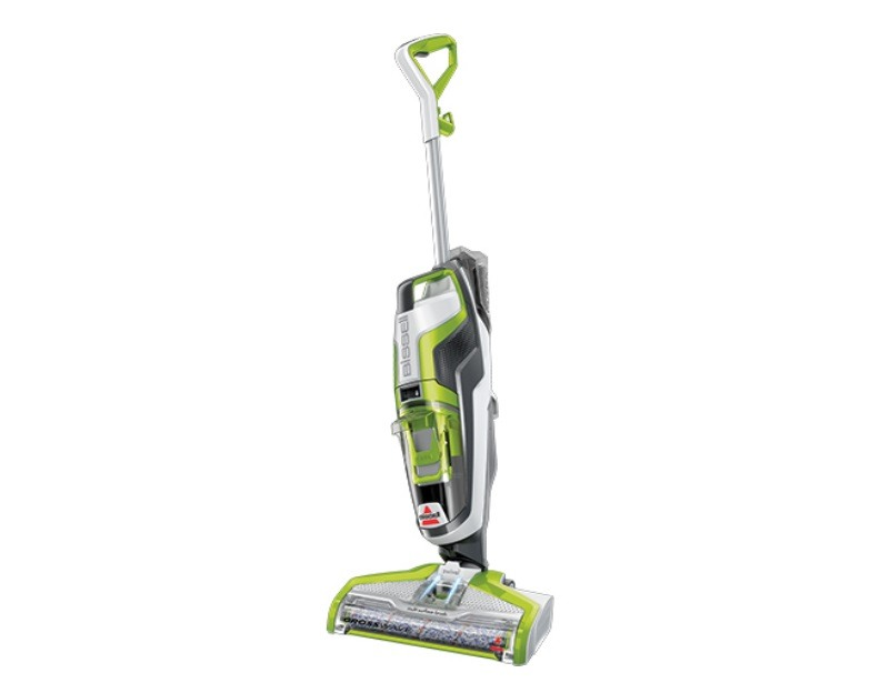 Bissell washing vacuum cleaner: how to save time on cleaning