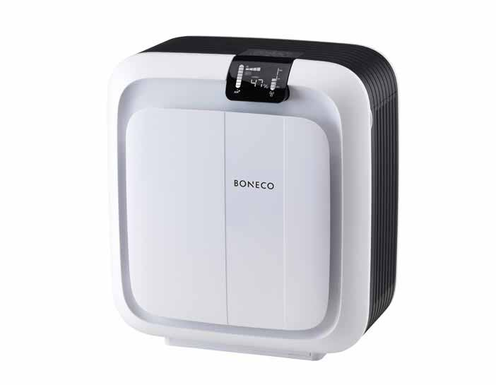 Boneco H680 Hybrid 2-in-1 Humidifier & HEPA Air Purifier