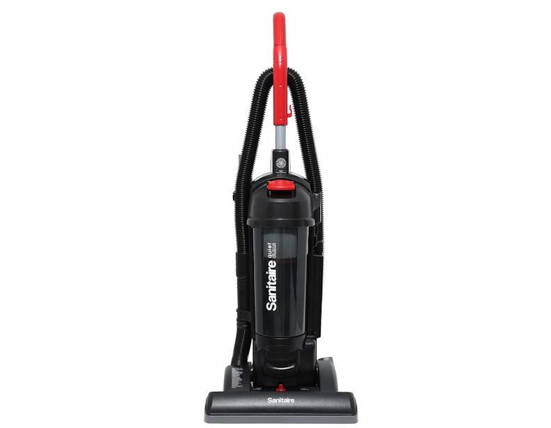 sanitaire sc5845 bagless hepa upright vacuum evacuumstore com rh evacuumstore com Electrolux Shampooer Manual Electrolux Carpet Shampooer Parts