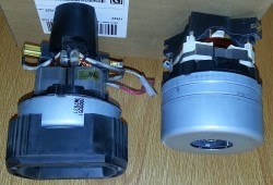 Electrolux Upright Model U129Q Motor & Switch
