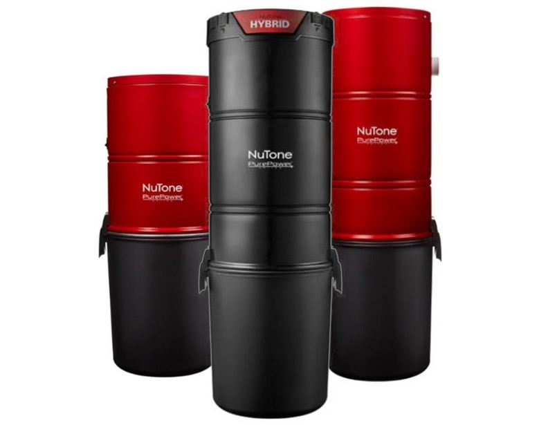 Comparing NuTone Central Vacuums