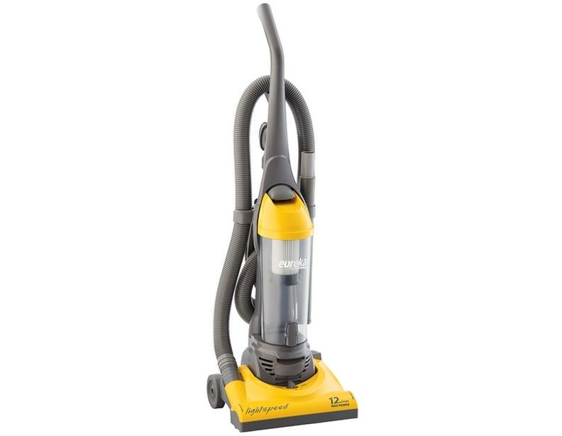 Eureka Lightspeed 4700d Bagless Upright Vacuum