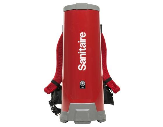 sanitaire quiet clean 10quart backpack vacuum sc530a - Backpack Vacuum