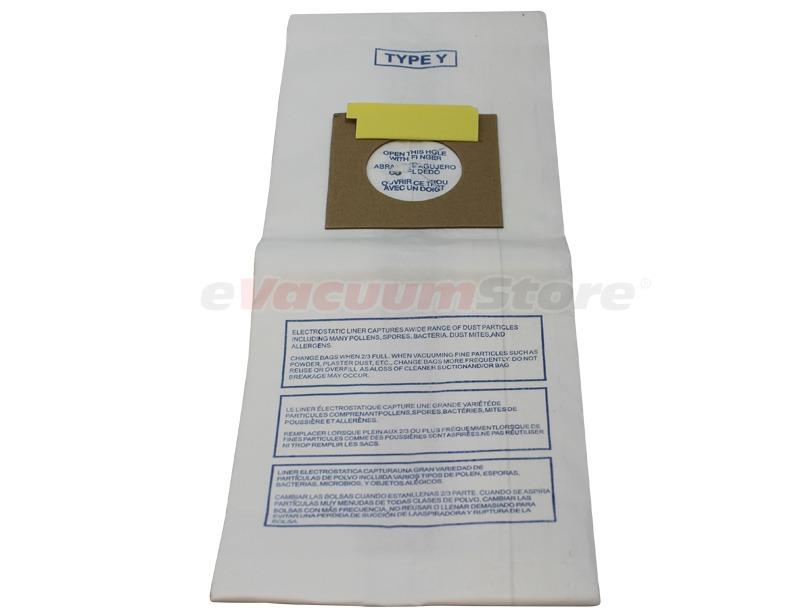 -BUY 2 Packs Get 1 FREE Hoover Tempo Type Y WindTunnel Vacuum Bags 3 Bags
