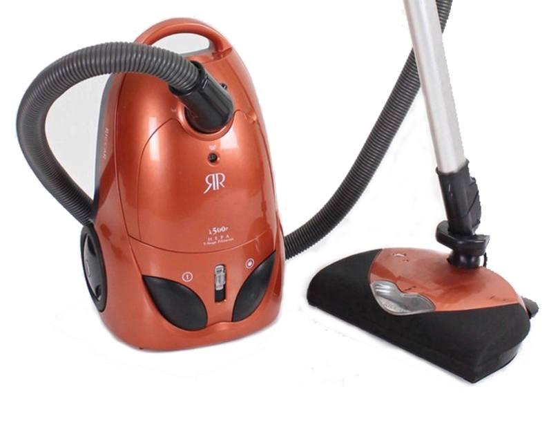 Riccar 1500P Canister Vacuum
