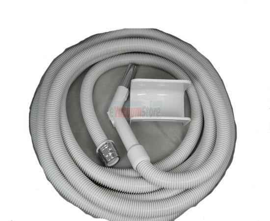 White Non Electric Hose for Electrolux Super J Silverado Olympia Diamond 1205