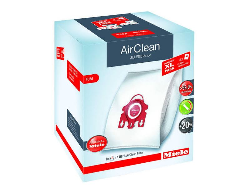 Pack Of 20 Miele S2511 Vacuum Bags Type FJM *Free Delivery*