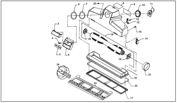 wiring diagram kirby vacuum wiring diagram