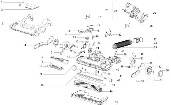 Electrolux Replacement Parts