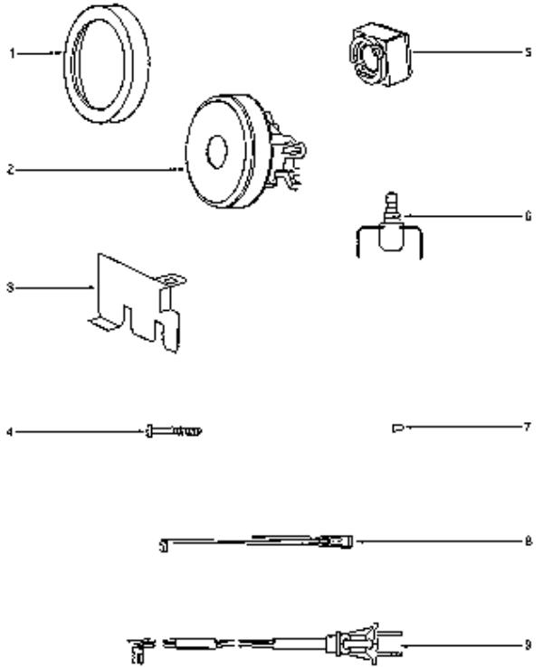eureka 3670g 3 mighty mite vacuum factory parts diagrams and schematics evacuumstore