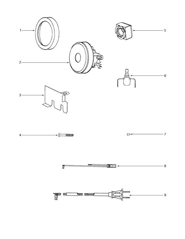 eureka 3680a 1 mighty mite vacuum factory parts diagrams and schematics evacuumstore