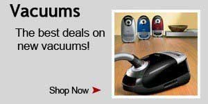 New Vacuum Cyber Monday Specials
