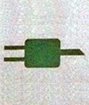 Powercord Indicator on Electrolux Plastic Canisters