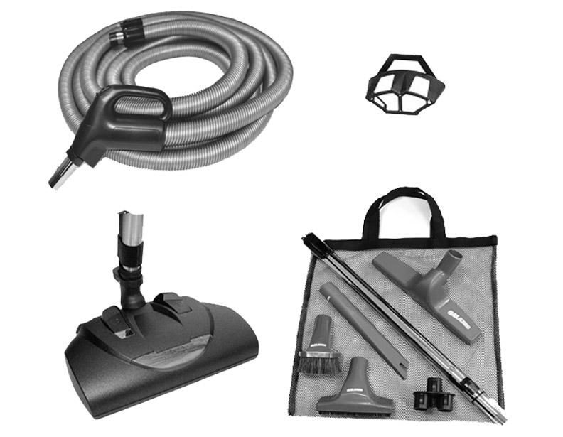 Central Vacuum Premier Electric Attachment Kits