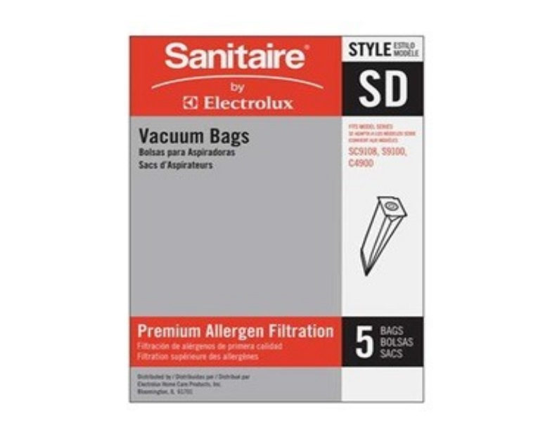 Sanitaire Style SD Vacuum Cleaner Bags