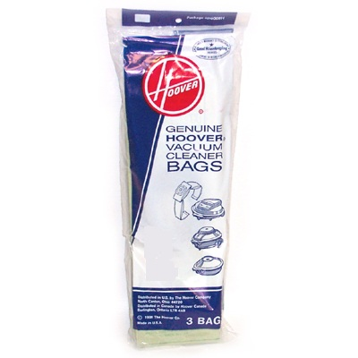 Hoover Style Q Vacuum Bags