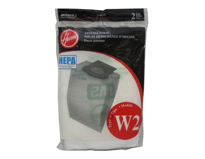 Hoover Style W2 Vacuum Bags