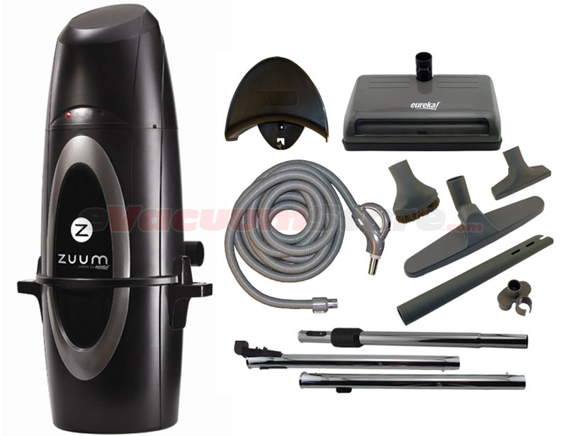 Eureka Central Vacuum System Packages