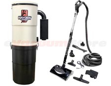 Hayden Central Vacuum System Packages