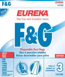 Eureka Style F and G