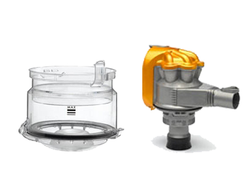 dyson dc16 cyclone and bin assembly components - Dyson Handheld Vacuum