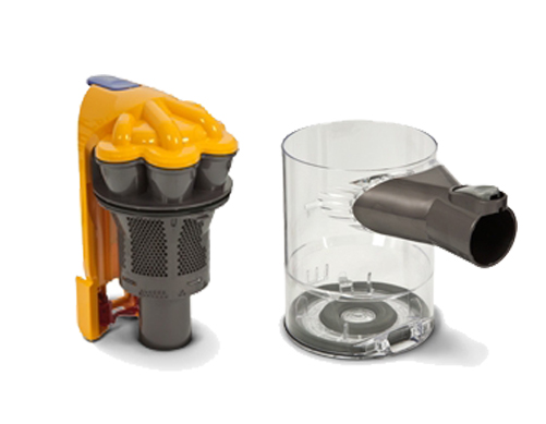 Dyson DC31 Cyclone and Bin Assembly Parts
