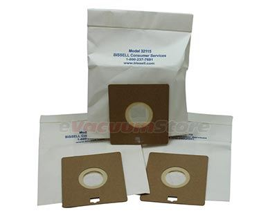 Bissell Digipro Vacuum Bags