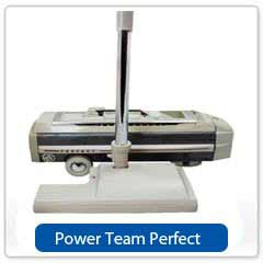 Power Team Perfect Canister Vacuum