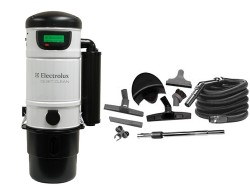 Electrolux PU3650 Central Vacuum With Standard Kit