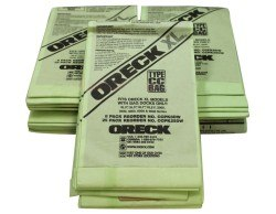 Oreck Upright XL Type CC Hypo-Allergenic Vacuum Bags Genuine - 25 pack