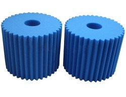 Electrolux Blue Foam Central Vacuum Filter Generic - 2 Pack