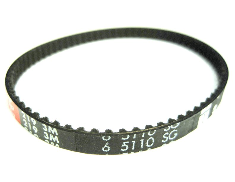 Sebo Sensor to bearing block belt 219 3M HTDII-6
