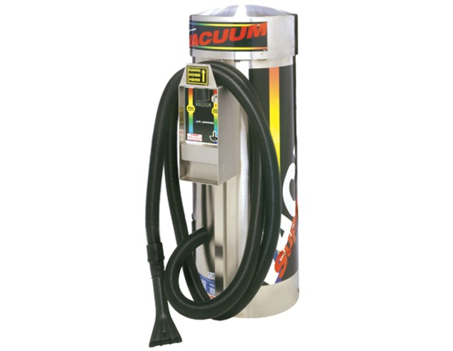 J.E. Adams 9200 Car Wash Vacuum with Coin Acceptor