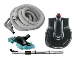 Central Vacuum Floor Polishing Accessory Kit
