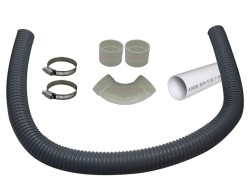 Central Vacuum Swap Out Kit