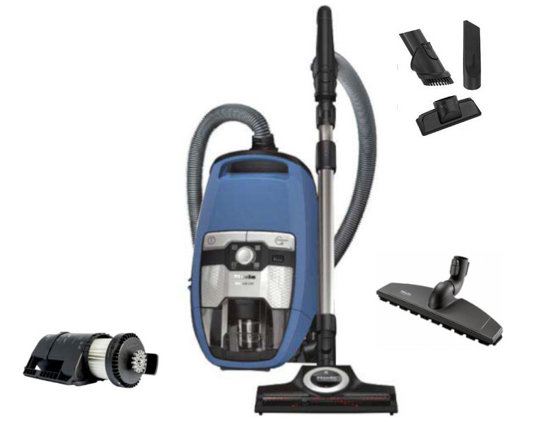 Miele Blizzard CX1 Turbo Team Bagless Vacuum