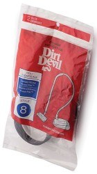 Dirt Devil Style 8 Belt 1 Pack