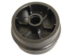 Sanitaire Commercial Upright SC5845-A FRONT WHEEL (39173-119N)