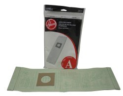 Hoover 3 Pack Genuine Type A Bags